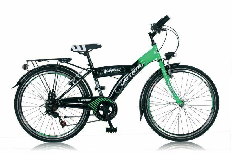 24 Zoll Kinder Fahrrad Kinderfahrrad Cityfahrrad Citybike