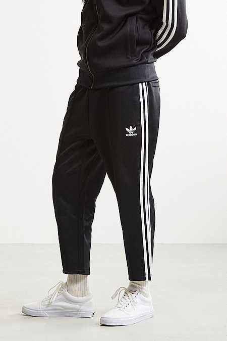 best service 416f5 3c315 adidas Superstar Relaxed Cropped Track Pant