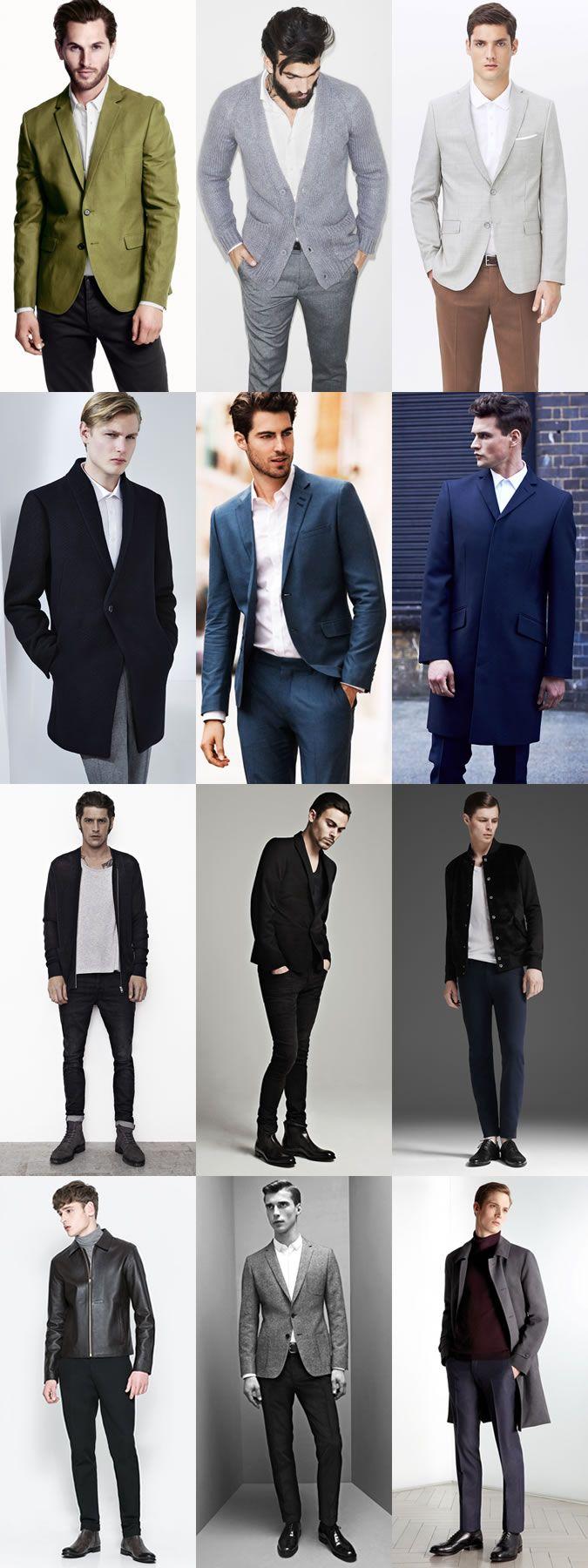 Men's Fashion Basics – Part 77 – White Jeans images