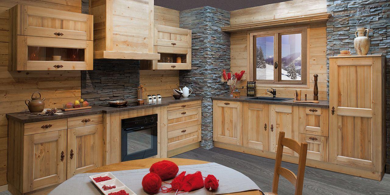 chalune m d coration int rieure pinterest cuisine bois creatif et traditionnel. Black Bedroom Furniture Sets. Home Design Ideas