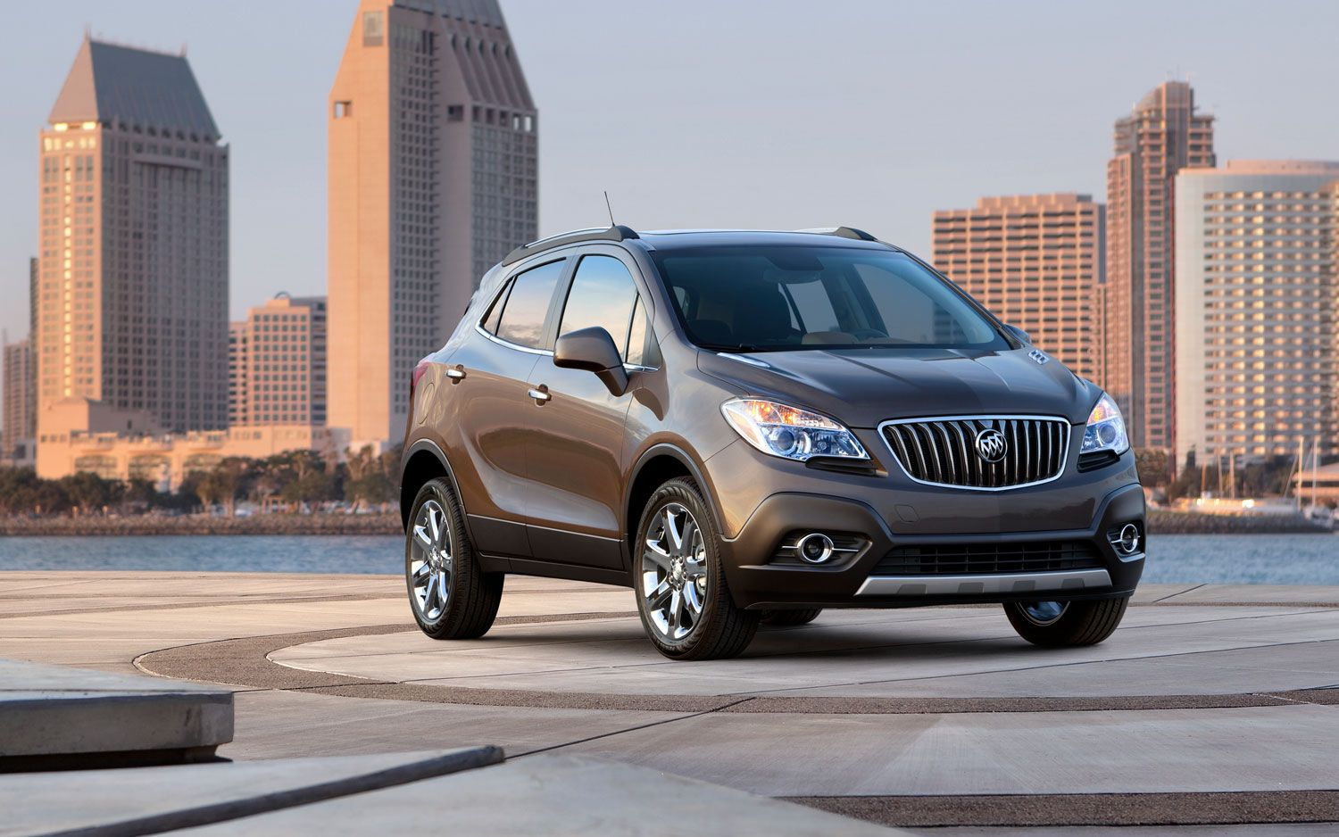 Priced 2013 Buick Encore Starts at 24,950 Buick cars