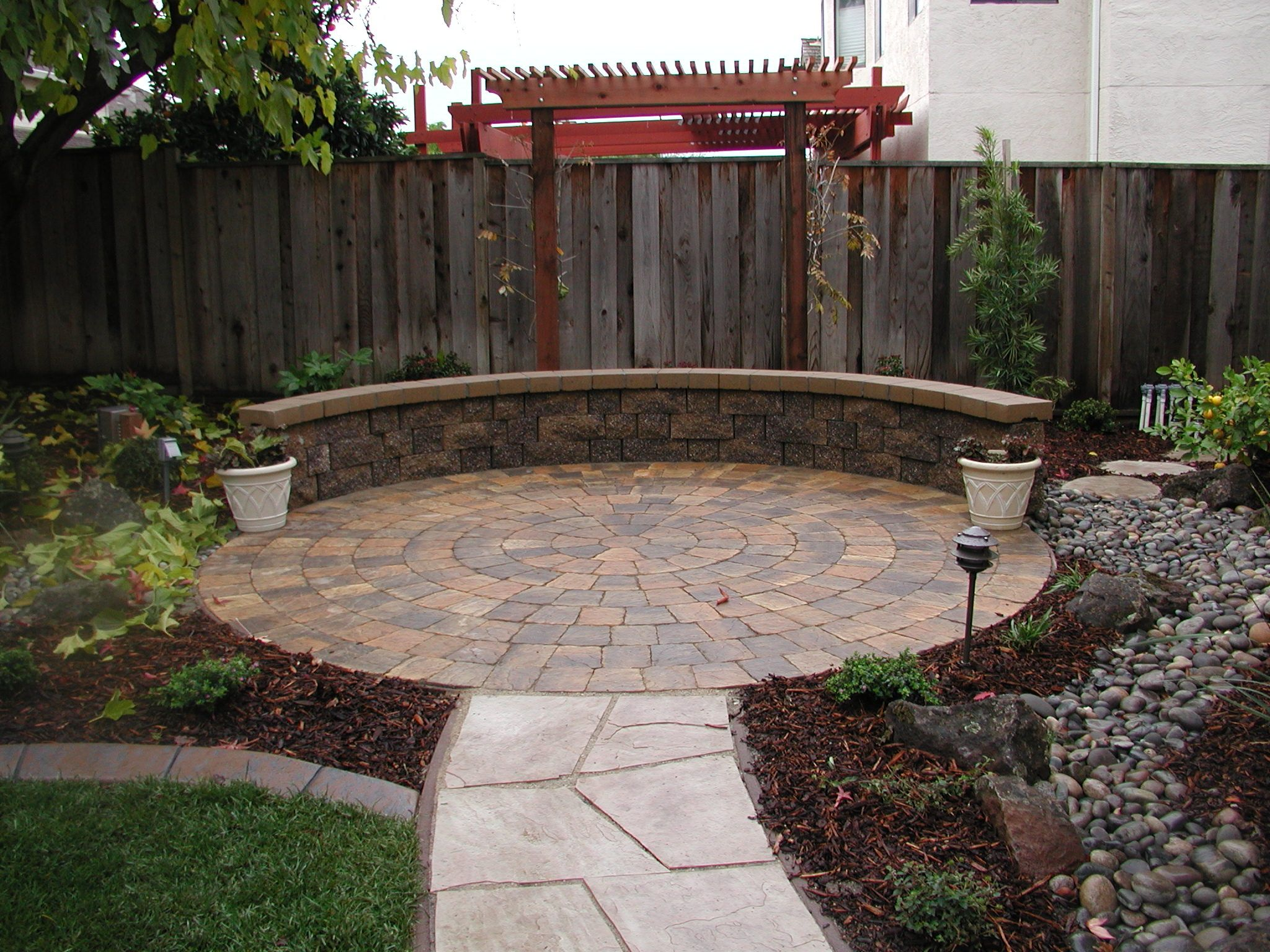 House garden landscape  We offer curb appeal landscaping providing new design and