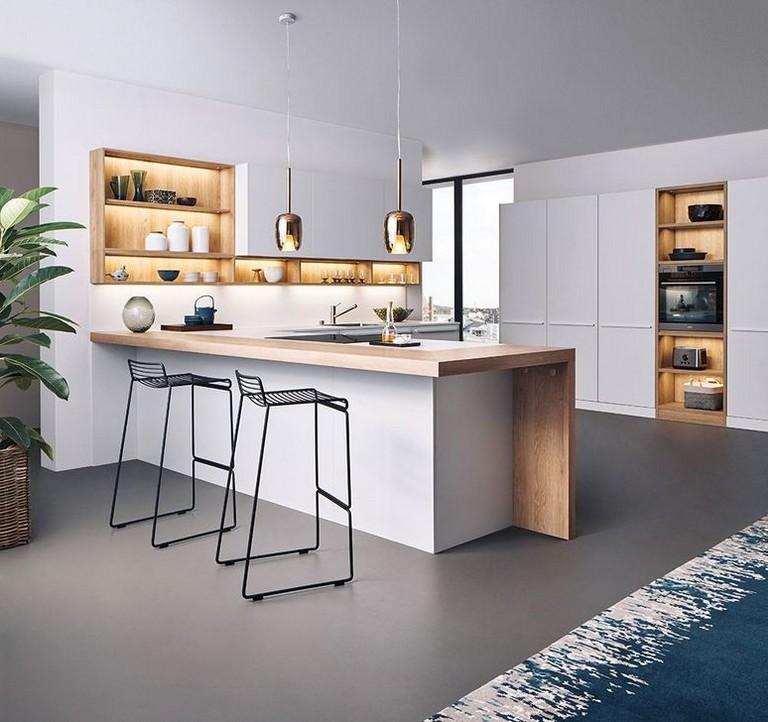 58+ Best Contemporary Kitchen Design Ideas
