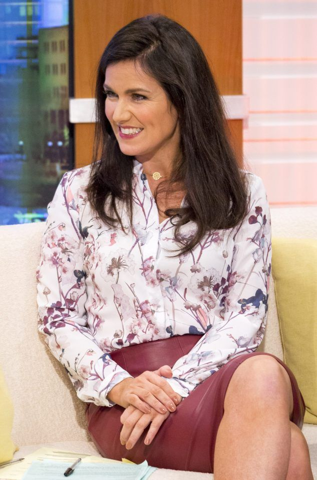 bae4ba1e2bf48 Seven times Susanna Reid's office wardrobe was NOT suitable for work ...