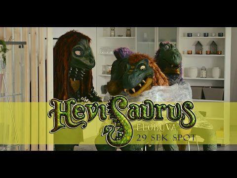 Hevisaurus-elokuva spot 29sek