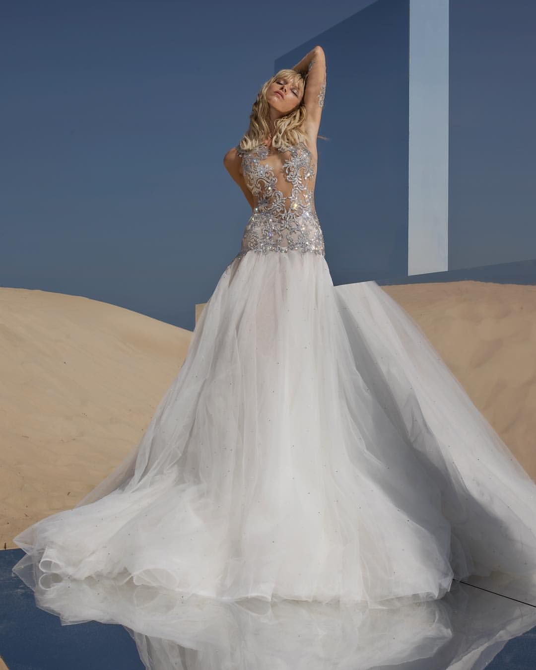20 Most Perfect Bridal Gowns This Year: The Heart Is One Of The Most Powerful Muscles We Have