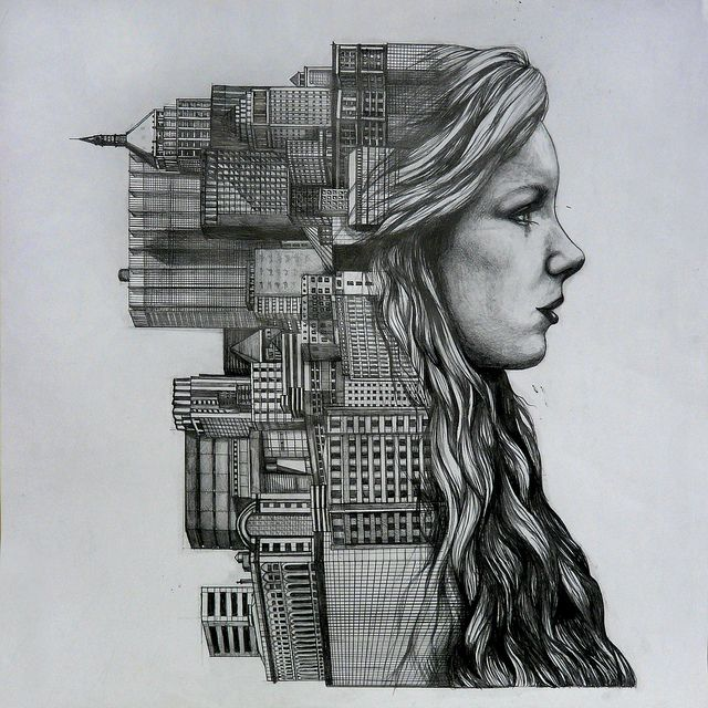 Personality Complex Gcse Art Metamorphosis Art Gcse Art Sketchbook