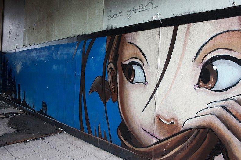 Graffiti School by isomo
