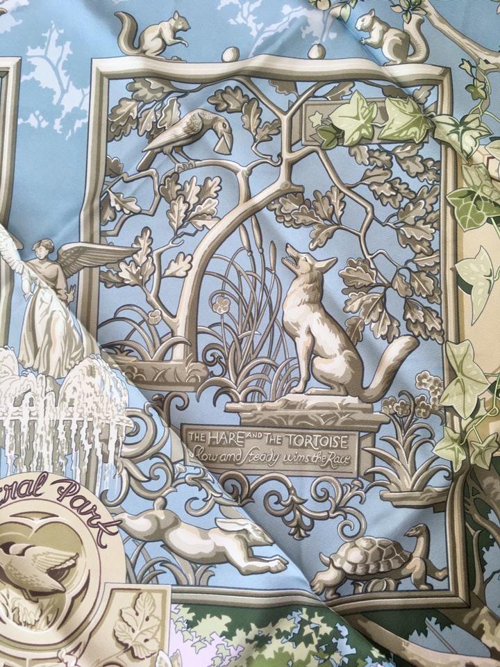 Hermès Central Park