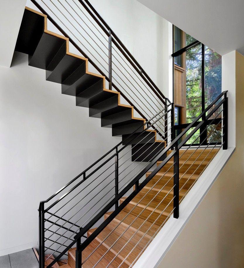 Modern Staircase Window Design The Best Design For Your Home | Staircase Window Design Exterior | Round Shape Window | Car Parking | 2Nd Floor House Front Elevation | Section Window | Corner Window