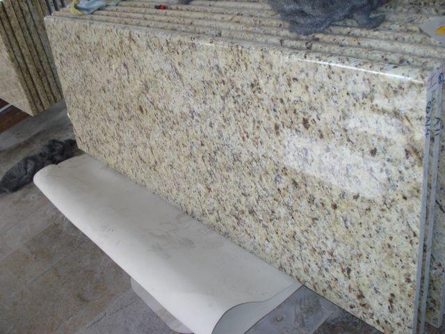 Newstar supply NGJ065 Giallo ornamental granite countertop
