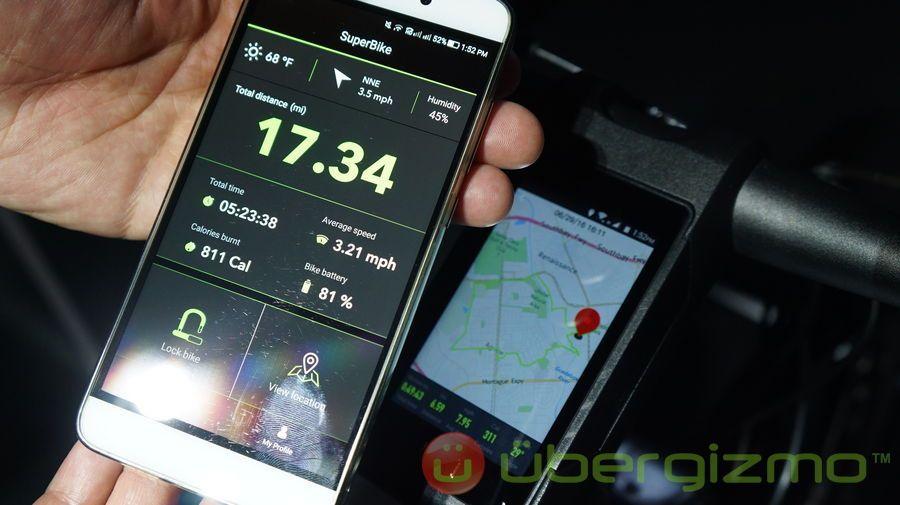 Leeco Smart Mountain Bike And Smart Road Bike Biking Apps Bike