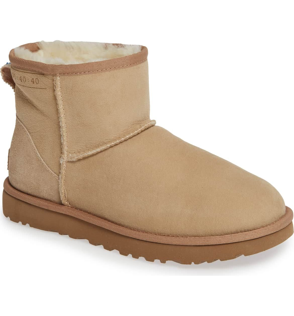 ee019897c4a UGG® Classic Mini 40:40:40 Anniversary Boot (Women) (Limited Edition ...