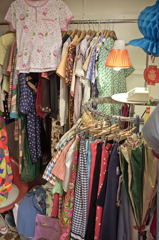 Norafinds Vintage Fashion Blogger Sydney Vintage Shopping In Japan Koenji Mikansei Vintage Shops Shopping Vintage Fashion