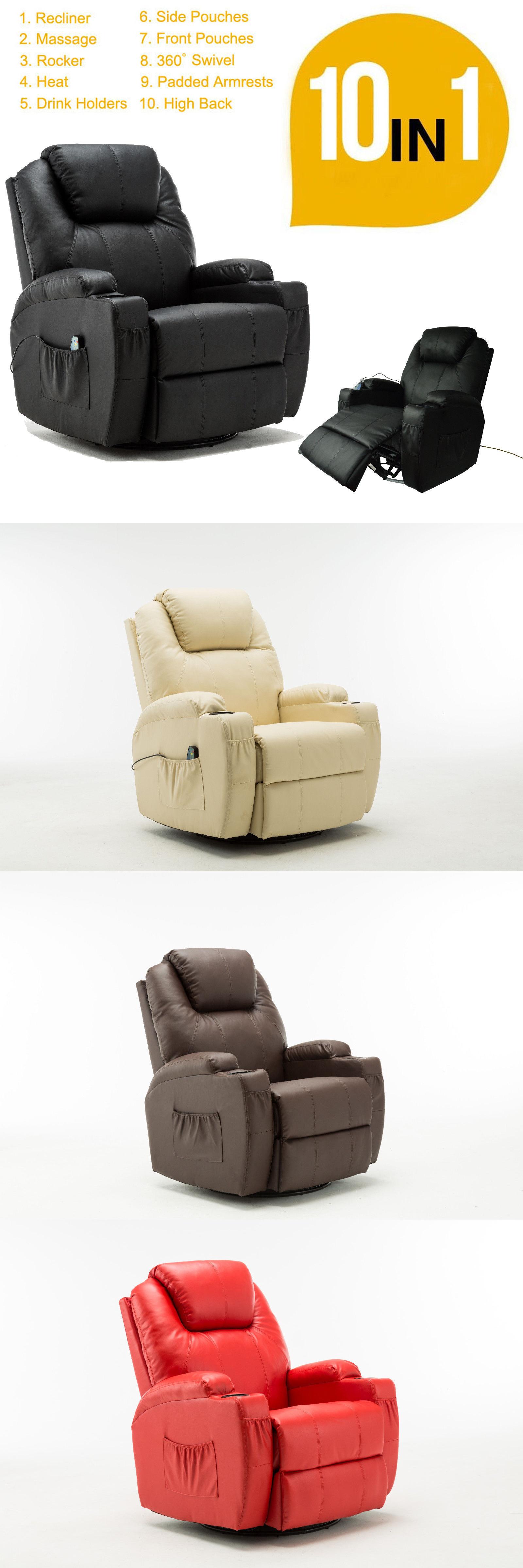 Electric Massage Chairs Massage Recliner Sofa Chair Vibration