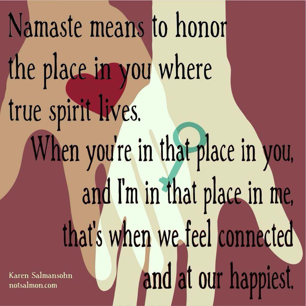 Yoga Blog | Namaste | Informative Inspiring Article on