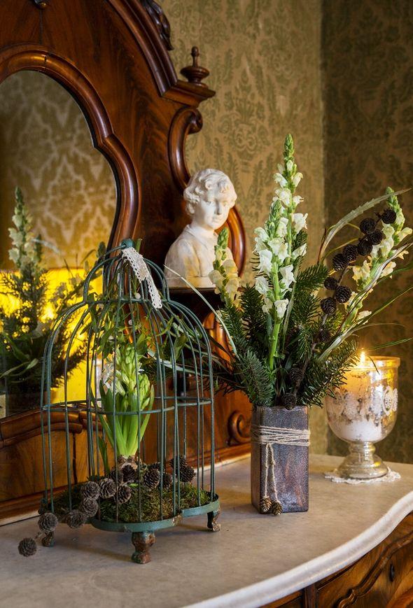 Reportage: Jul på slottet   ISABELLAS