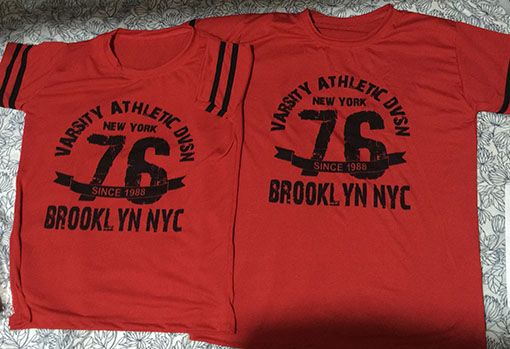 Nice Product  -  Red Varsity Athletic Dvsn Brooklyn Couple Jersey Shirt #76 Red -  Click Here:  http://www.coupleshirt.ph/product/red-varsity-athletic-dvsn-brooklyn-couple-jersey-shirt-76-red/   #couple