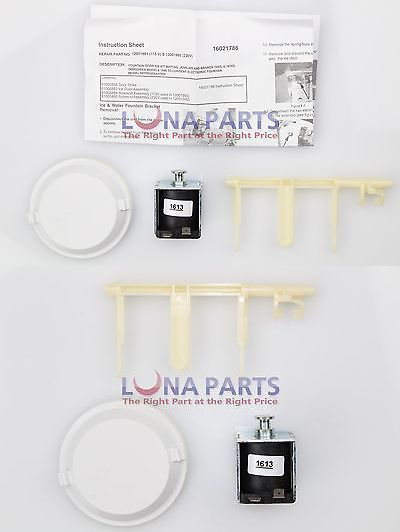Parts and Accessories 71259: Genuine Oem Whirlpool Maytag Ice Dispenser Door Kit 12001991 Ps2003478 -> BUY IT NOW ONLY: $48.75 on eBay!