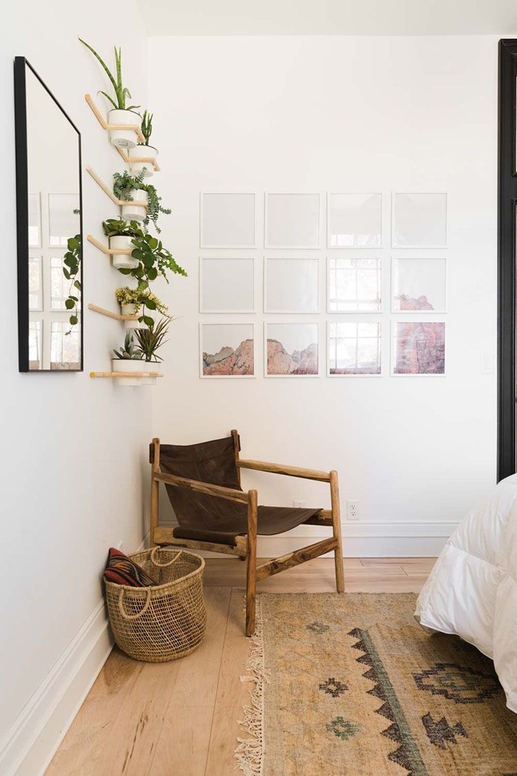 Modern Desert Themed Rustic Decor At Home