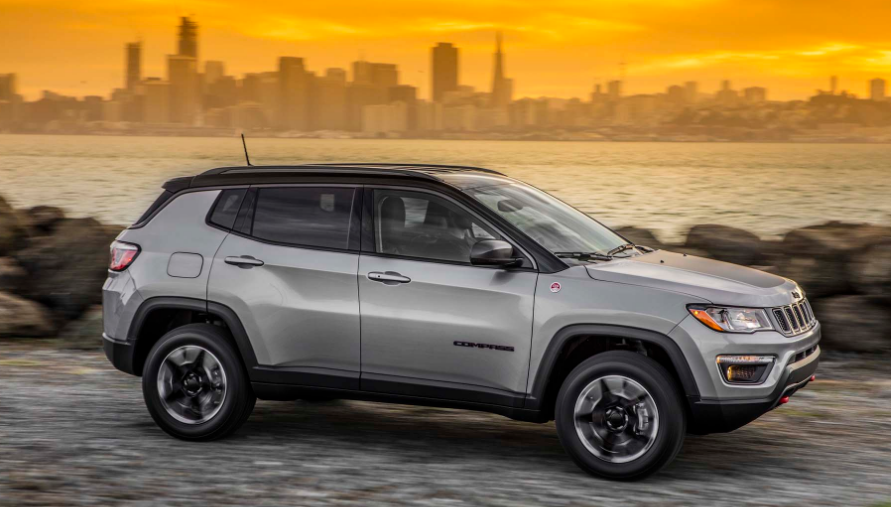 2017 Jeep Compass X Owners Manual Dengan Gambar