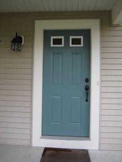 Front Door Color Behr Dragonfly 50 Darker Favorite So