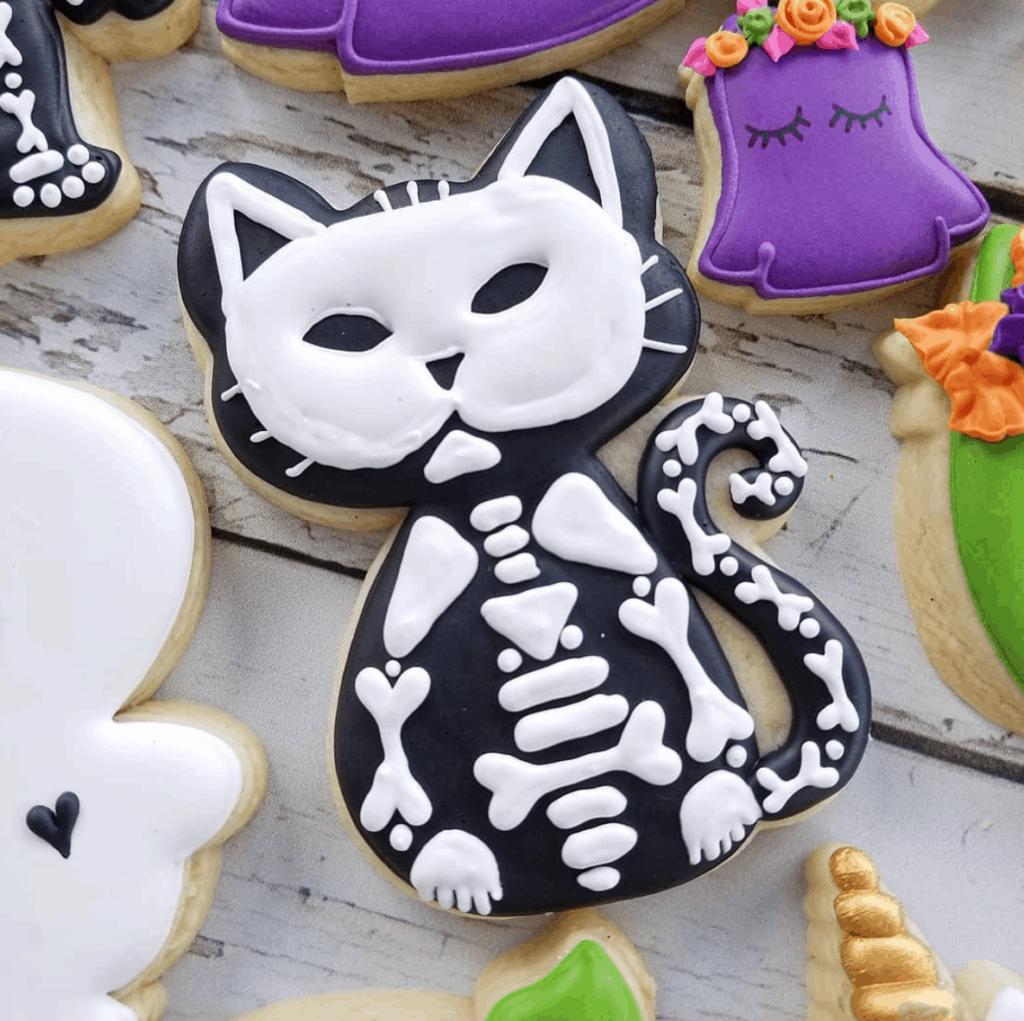 Spooky Fun Halloween Cookies