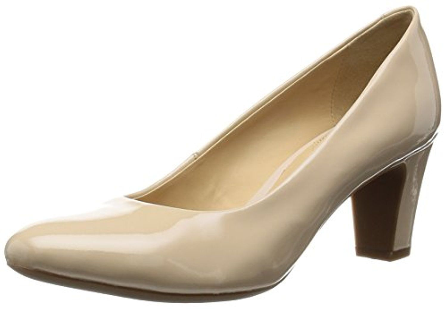 Womens D Mariele Mid B Closed-Toe Pumps Geox 100% Original Deals Cheap Online Extremely Cheap Price Discount 7F8qObWYQx