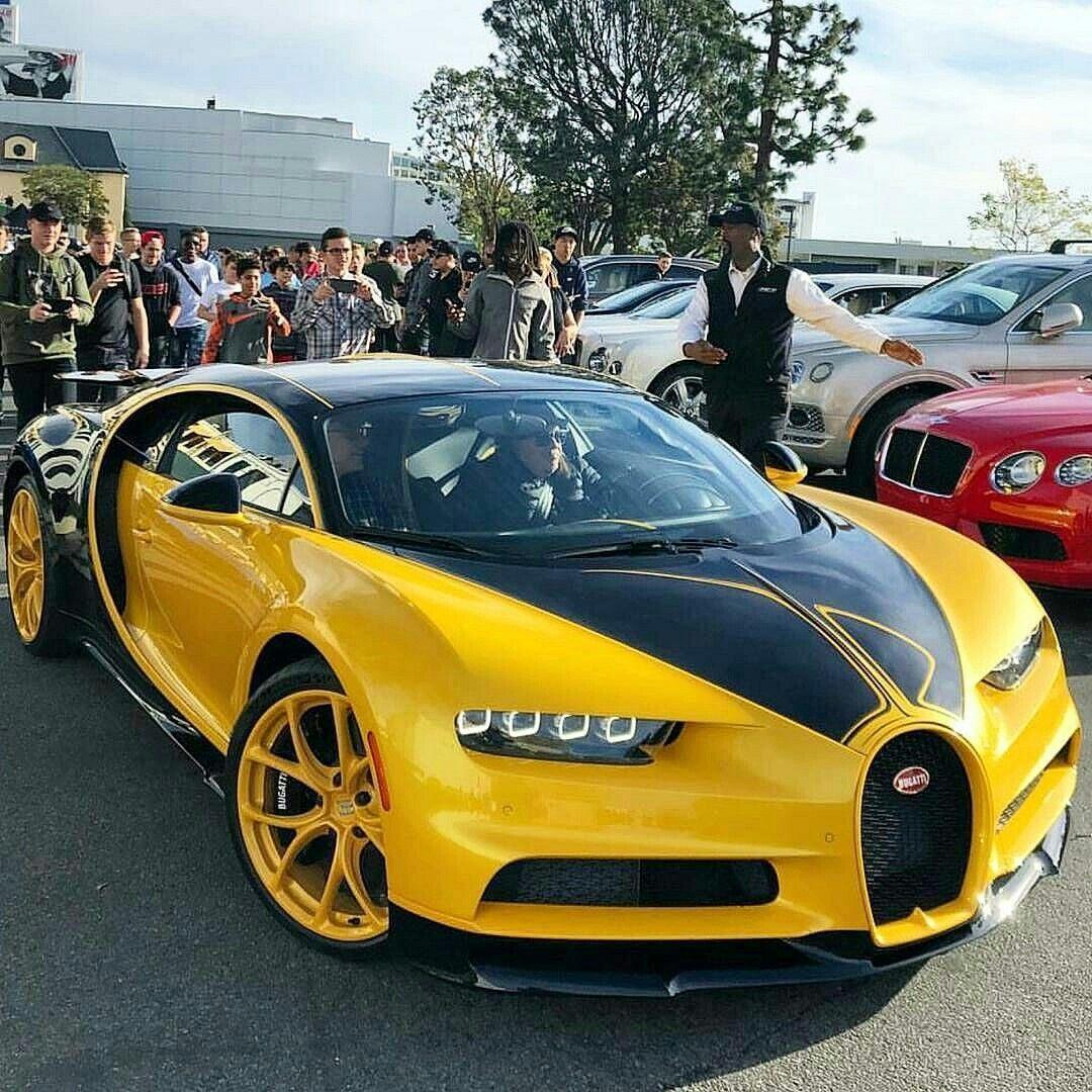 Bugatti Chiron Sport Top Speed: Bugatti Chiron 'HELLBEE' Z_litwhips