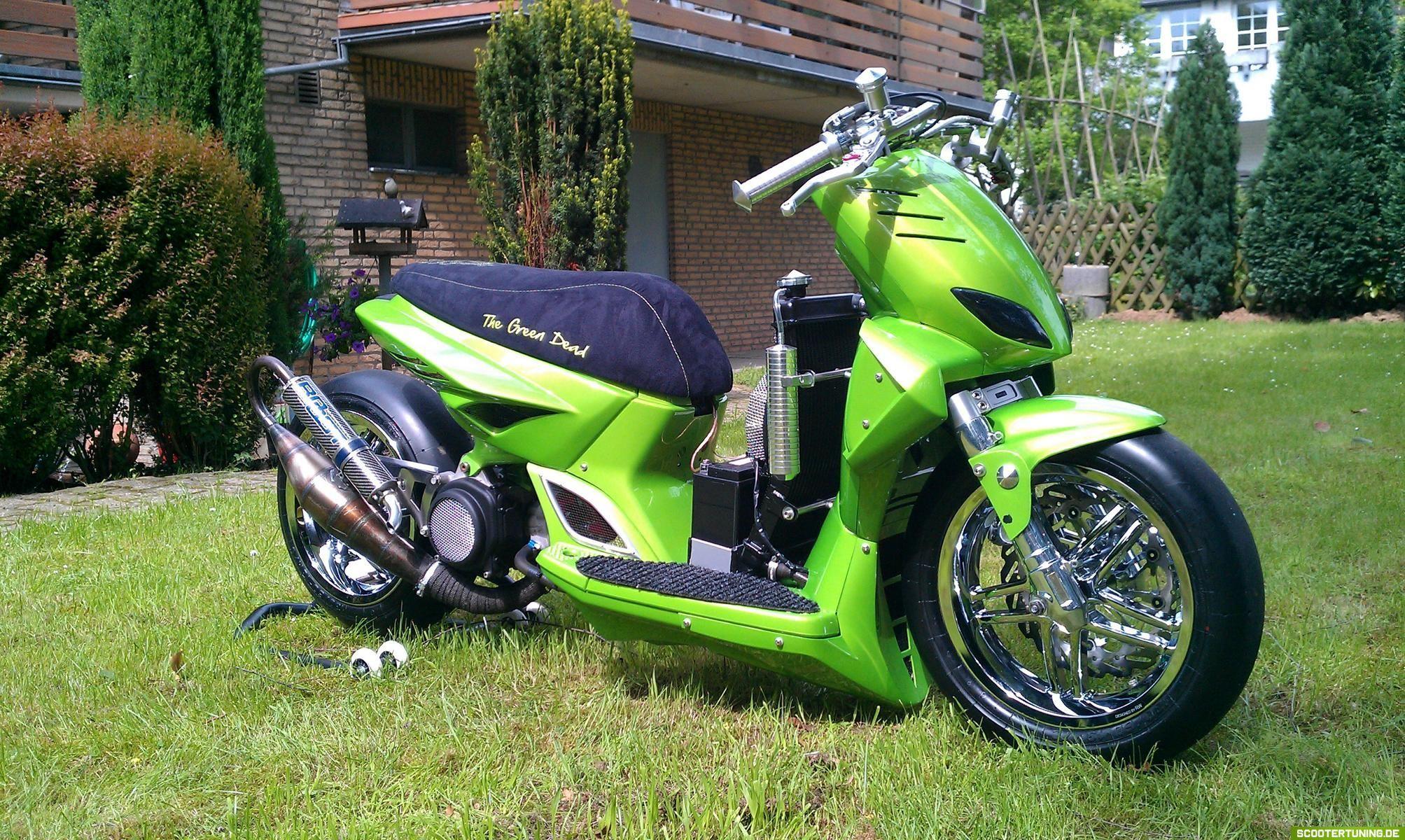 mbk stunt h2o stuntro yamaha scooter scooter custom motorcycle. Black Bedroom Furniture Sets. Home Design Ideas
