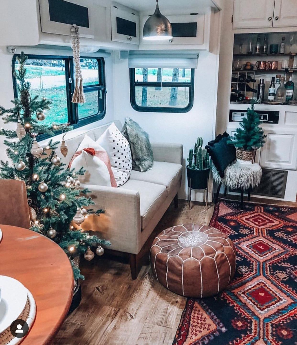 Country Pines Christmas Tree Farms: Home Deco On Camper Renovation