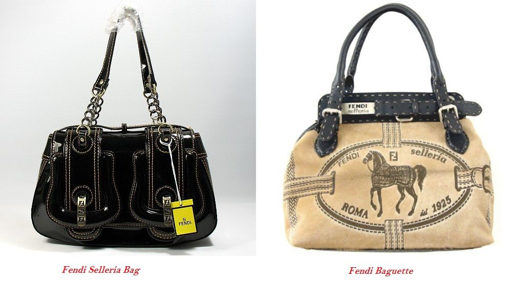 Fendi Handbags Ll Baguette One Of The 10th Most Expensive Bag In World
