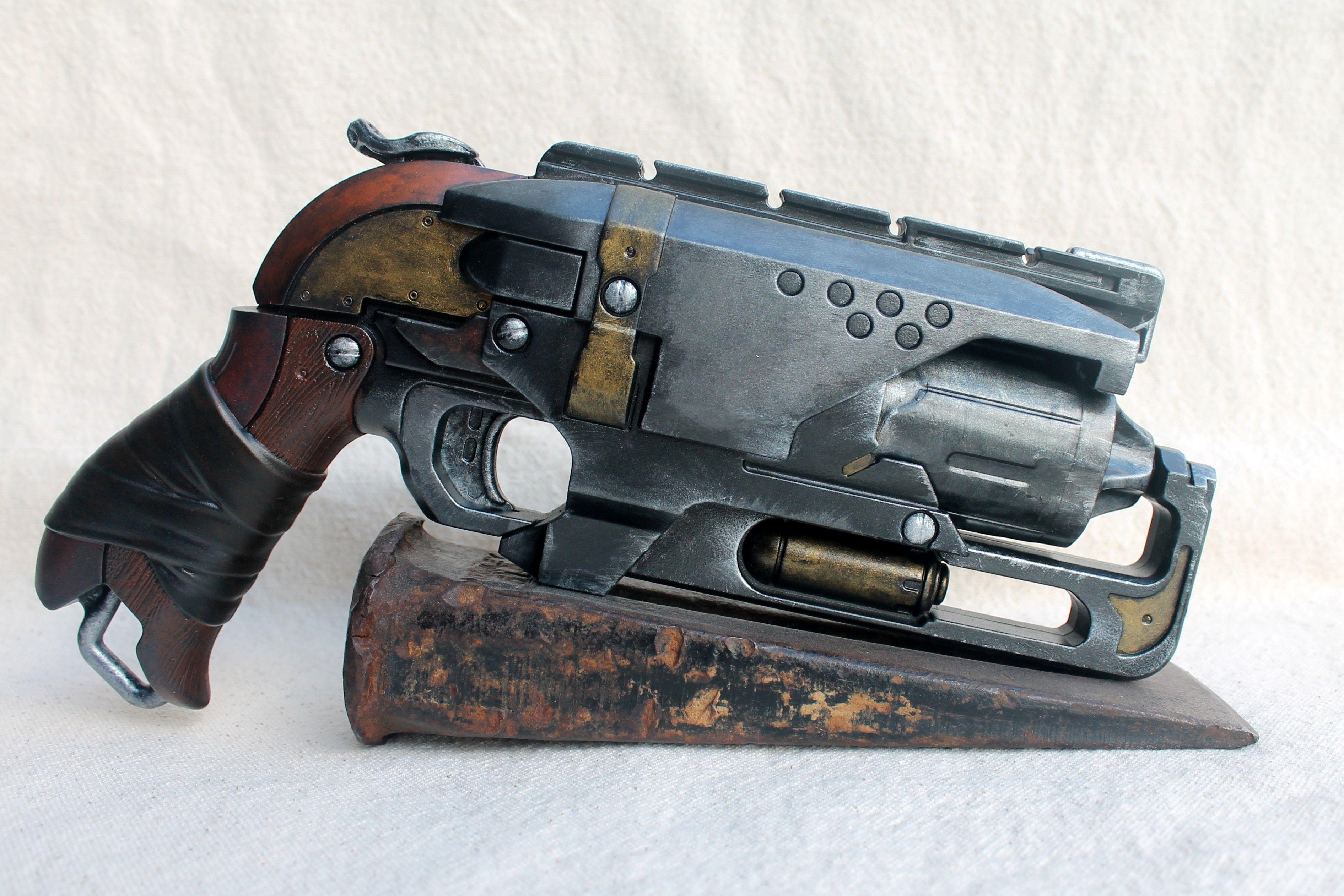 Pin on Steampunk Nerf Guns