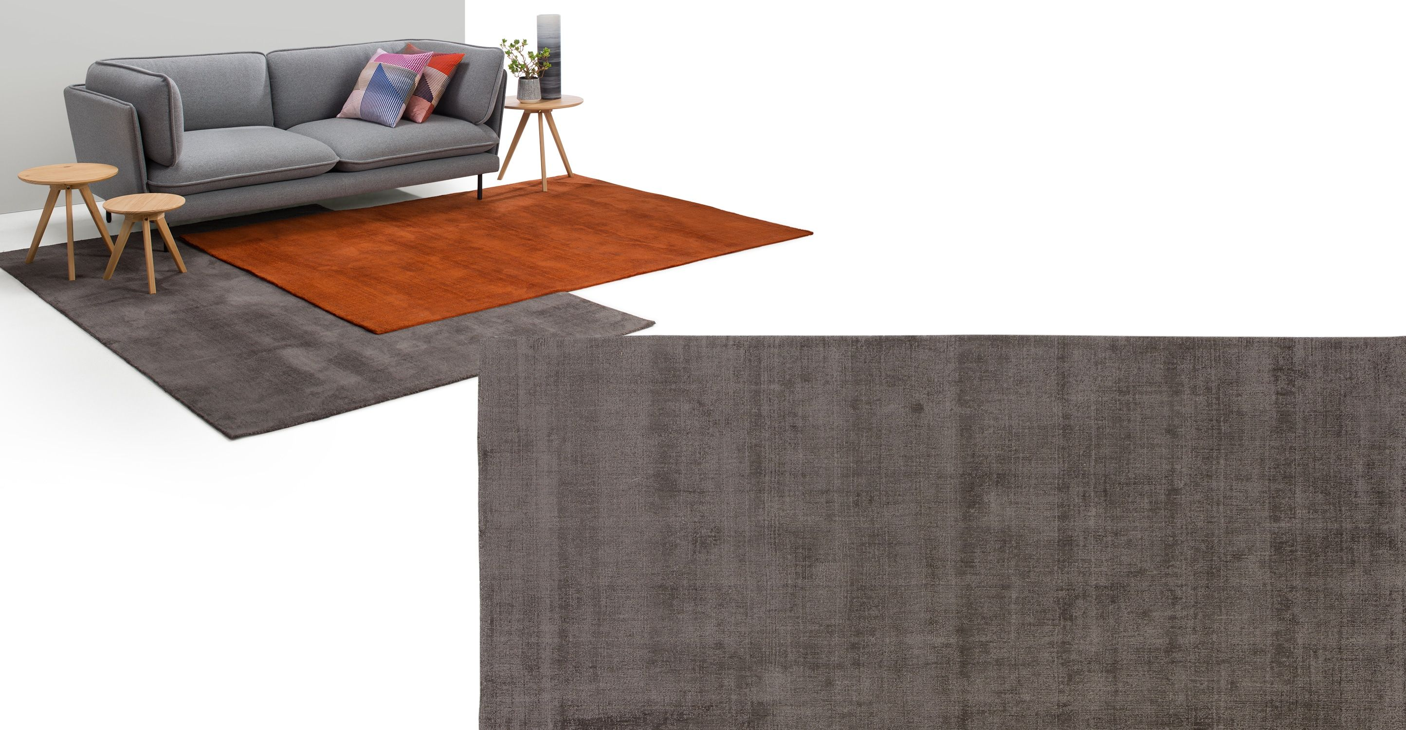 modern Teppiche Jago Teppich 200 x 300 cm