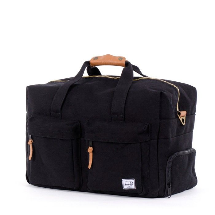 Quality Has It S Price Hershel Supply Co Duffel Bag With Shoe Compartment Made Of 20oz Canvas 149