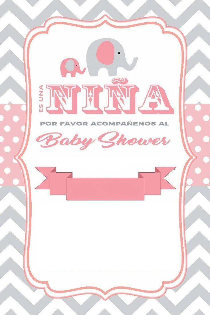 Invitacion Invitaciones Baby Shower Invitaciones Invitaciones