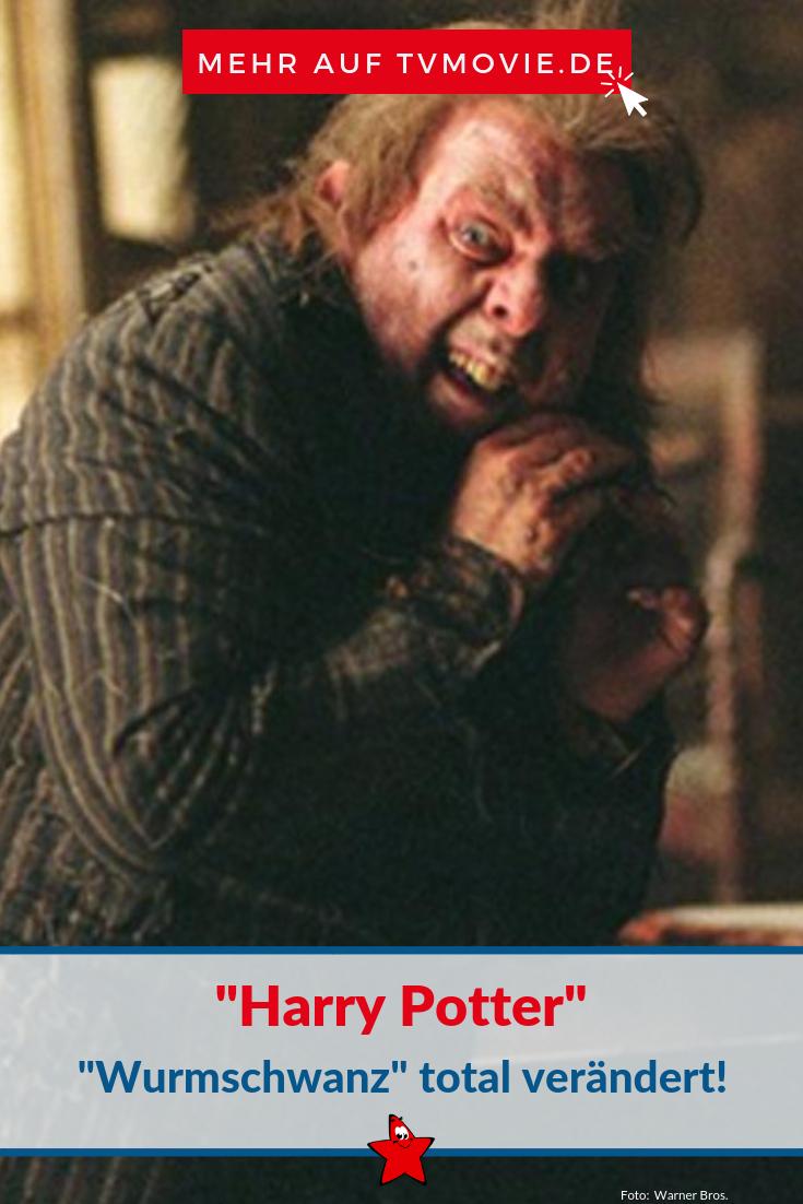 Harry Potter Wurmschwanz So Anders Sieht Timothy Spall Inzwischen Aus Wurmschwanz Harry Potter Neue Bucher