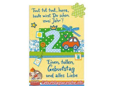 2 Geburtstag Gluckwunsche Und Spruche