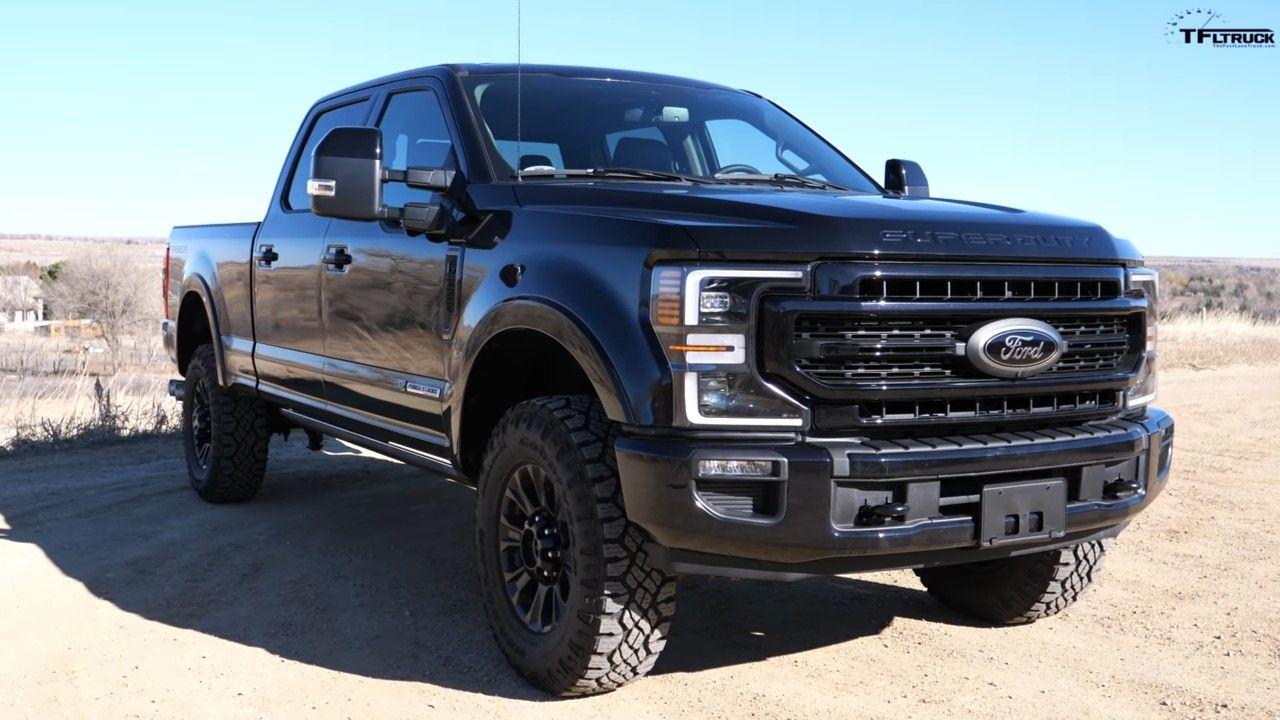 2020 Ford F250 Tremor Diesel in 2020