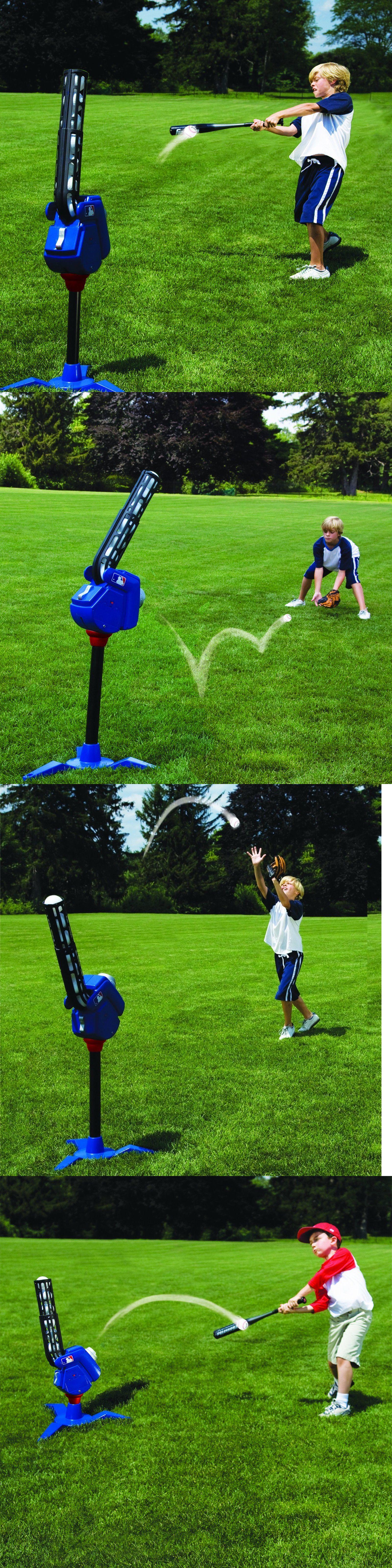 pitching machines 58061 4 in 1 pitching machine baseball training