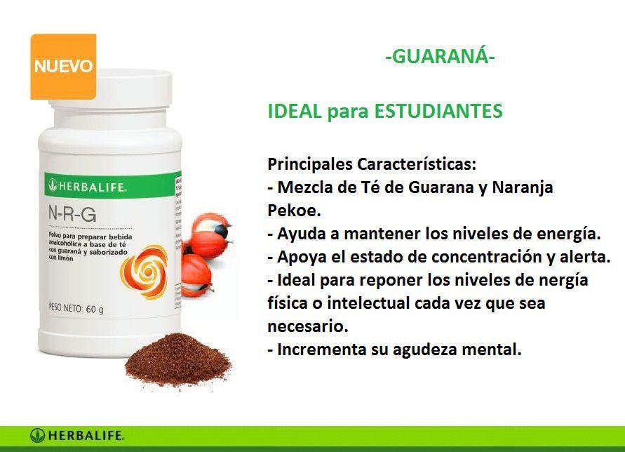 Para que sirven los productos herbalife