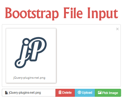 Bootstrap File Input #HTML5 #ajax #fileUpload #bootstrap #fileInput #ff #file #jQuery