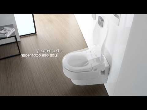Shower Toilet Premium Para Inodoros De Forma Redonda Multiclins