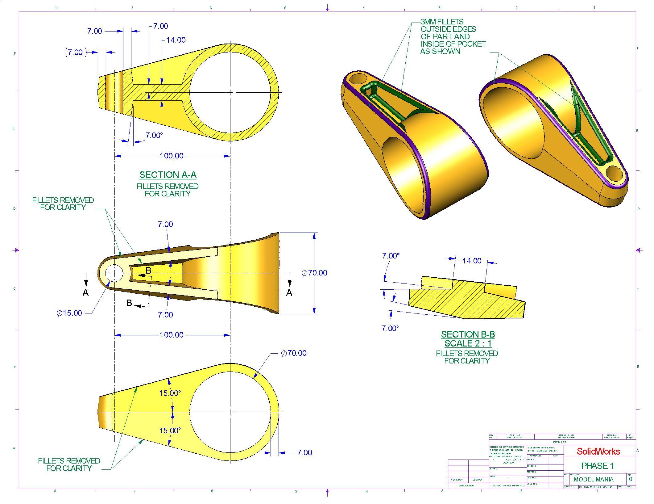 solidworks world model mania 2002 cad pinterest models