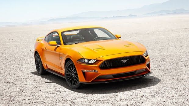 B4uBuys: The 2018 Ford Mustang exhaust modes