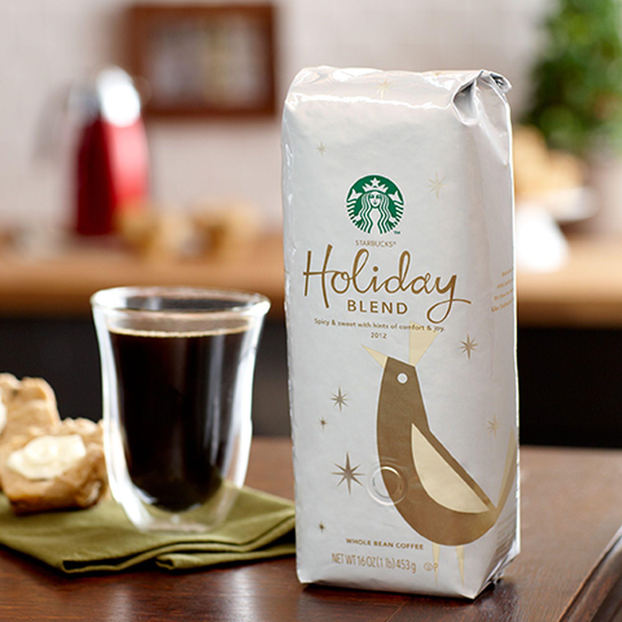 Starbucks® Holiday Blend Holiday blend, Starbucks