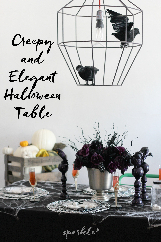 15 elegant and fun halloween decor ideas | fall, halloween