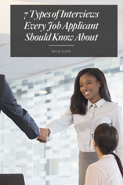 7 Types of Interviews Every Job Seeker Should Know About Group - resume to interviews