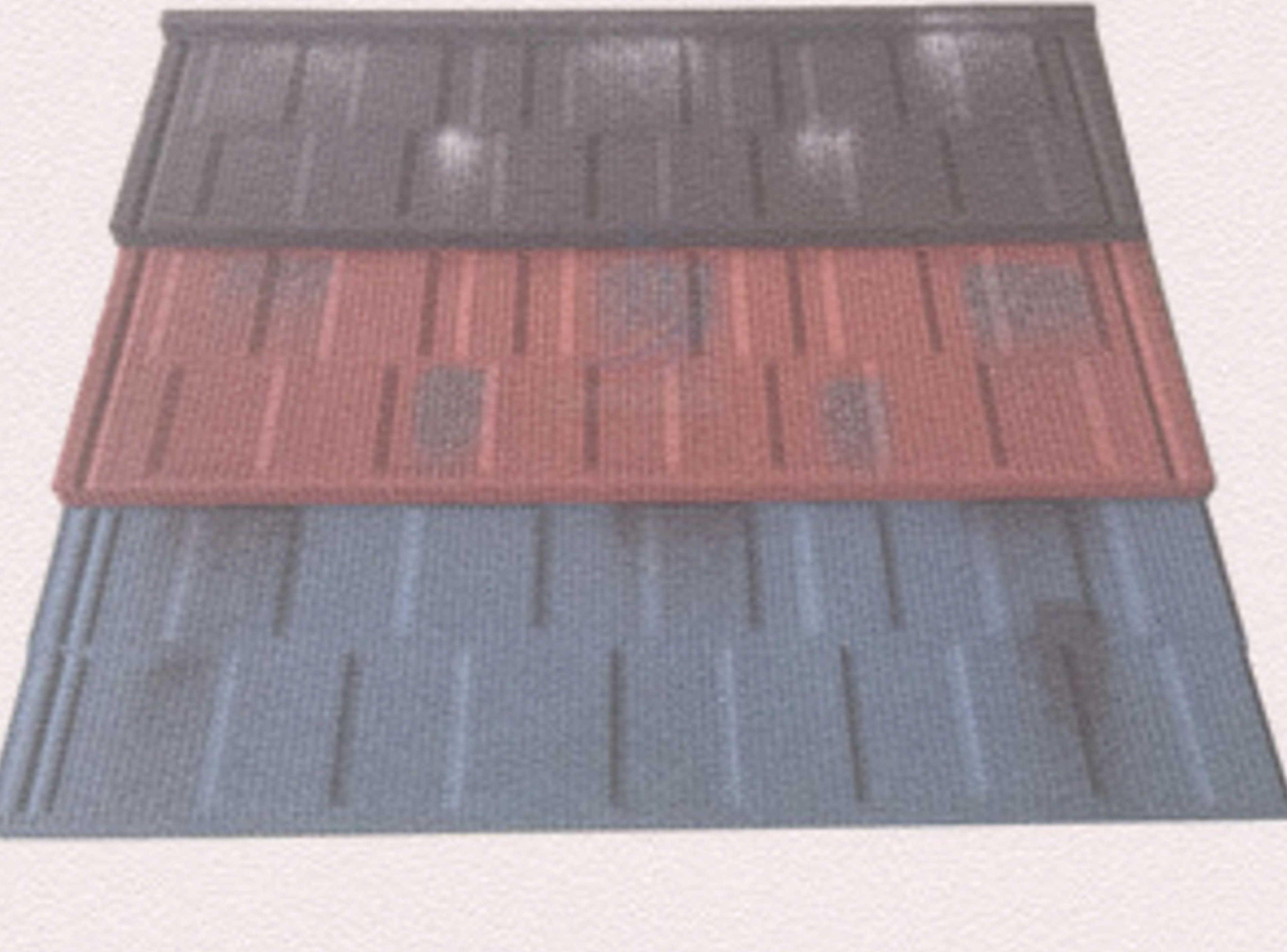Shingle Korea Gerard Stone Coated Roofing Sheets Water Gutter Roofing Sheets Shingling Roofing