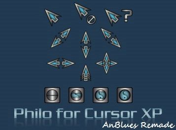 Philo mouse cursors for windows 8 download - free cool mouse